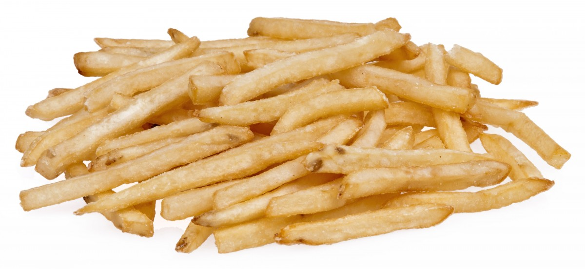 Frites et perte de poids